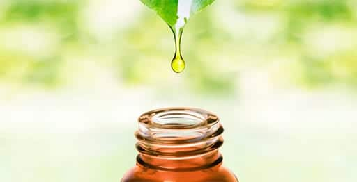 why natural essence oil drop in bottle